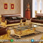 Bellagio Set Sofa Tamu Klasik Mewah Luxury New Design Interior Ruang Tamu MMJ-0732