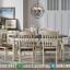 Best Seller Meja Makan Minimalis Klasik Vintage Retro New Season Furniture Jepara MMJ-0710