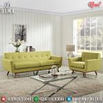 Best Seller Sofa Tamu Minimalis Jati Retro Minimalist Design Jepara MMJ-0814