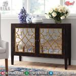 Desain Meja Konsol Minimalis Jepara Unique Style Furniture Jepara MMJ-0772
