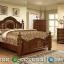 For Sale Tempat Tidur Klasik Jepara New Design Natural Luxury Carving MMJ-0690