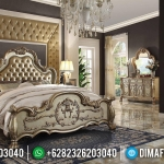 Harga Kamar Set Klasik Luxury Golden Turkey Gloss Best Design Interior MMJ-0749