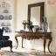 Jual Meja Konsul Kaca Minimalis New Desain Best Sale Furniture Jepara MMJ-0771