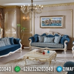 Luxurious Sofa Tamu Mewah Elite Glamorous Design Luxury Carving Jepara MMJ-0786