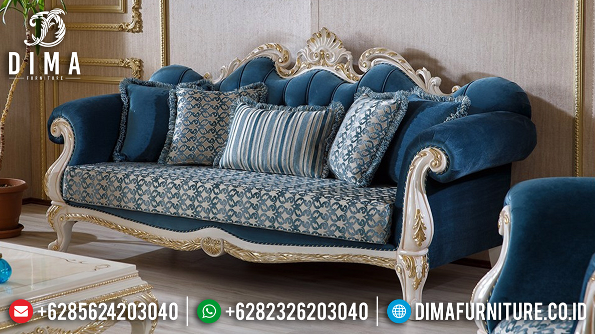 Luxurious Sofa Tamu Mewah Elite Glamorous Design Luxury Carving Jepara MMJ-0786 Detail 1