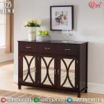 Meja Nakas Minimalis Jepara, Meja Konsol Modern New Luxury Design MMJ-0782