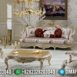 Model Ruang Tamu Mewah Sofa Tamu Ukiran Klasik Luxury New Turkish Style MMJ-0734