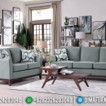 Model Sofa Tamu Minimalis Jati Klasik New Retro Design Perhutani MMJ-0756