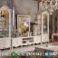 New Kamasean Lemari Hias Mewah Set Bufet TV Ukir Jepara Great Quality Of Wood MMJ-0738