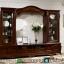 Unique Desain Bufet TV Mewah Jati Natural Luxury Classic Best Sale MMJ-0830