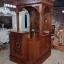 Best Seller Mimbar Masjid Jati Natural Klasik Ukiran Luxury Jepara MMJ-0856