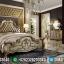 Kamar Set Mewah Ukiran Jepara Gold Shine Color Luxury Carving Glamorous MMJ-0905