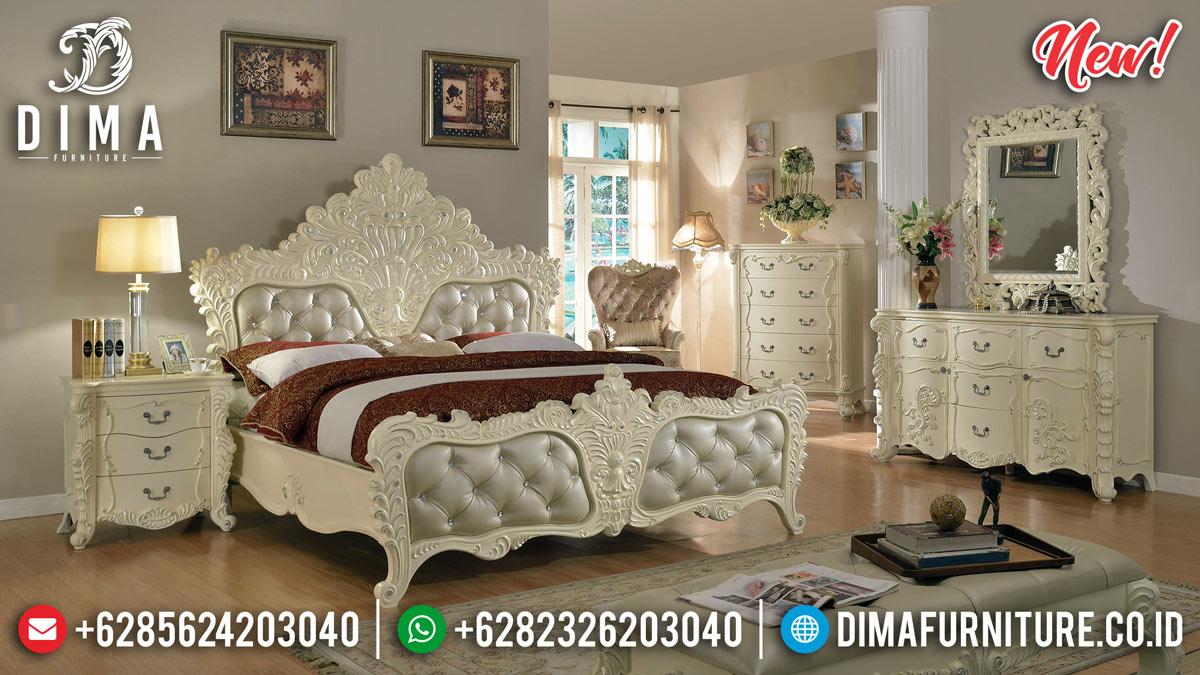 Kamar Set Mewah Ukiran Luxury Carving Gorgeous Maggiolini Style MMJ-0872