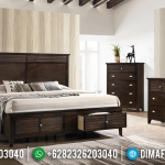 Kamar Set Minimalis Jati Carlotta New Design Inspiring Back To Nature MMJ-0880