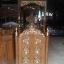 Mimbar Masjid Kubah Jepara New Desain Persia Natural Jati Luxury Type MMJ-0851