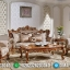 Sofa Tamu Mewah Jati Natural Furnishing New Design Furniture Jepara MMJ-0831