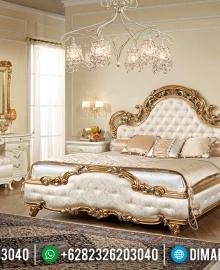 Harga Set Tempat Tidur Jepara Mewah Francesca MMJ-0071