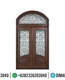 Jual Kusen Pintu Rumah Jati Jepara MMJ-0059