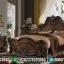 Ukiran Jepara Klasik Tempat Tidur Mewah Jati MMJ-0114