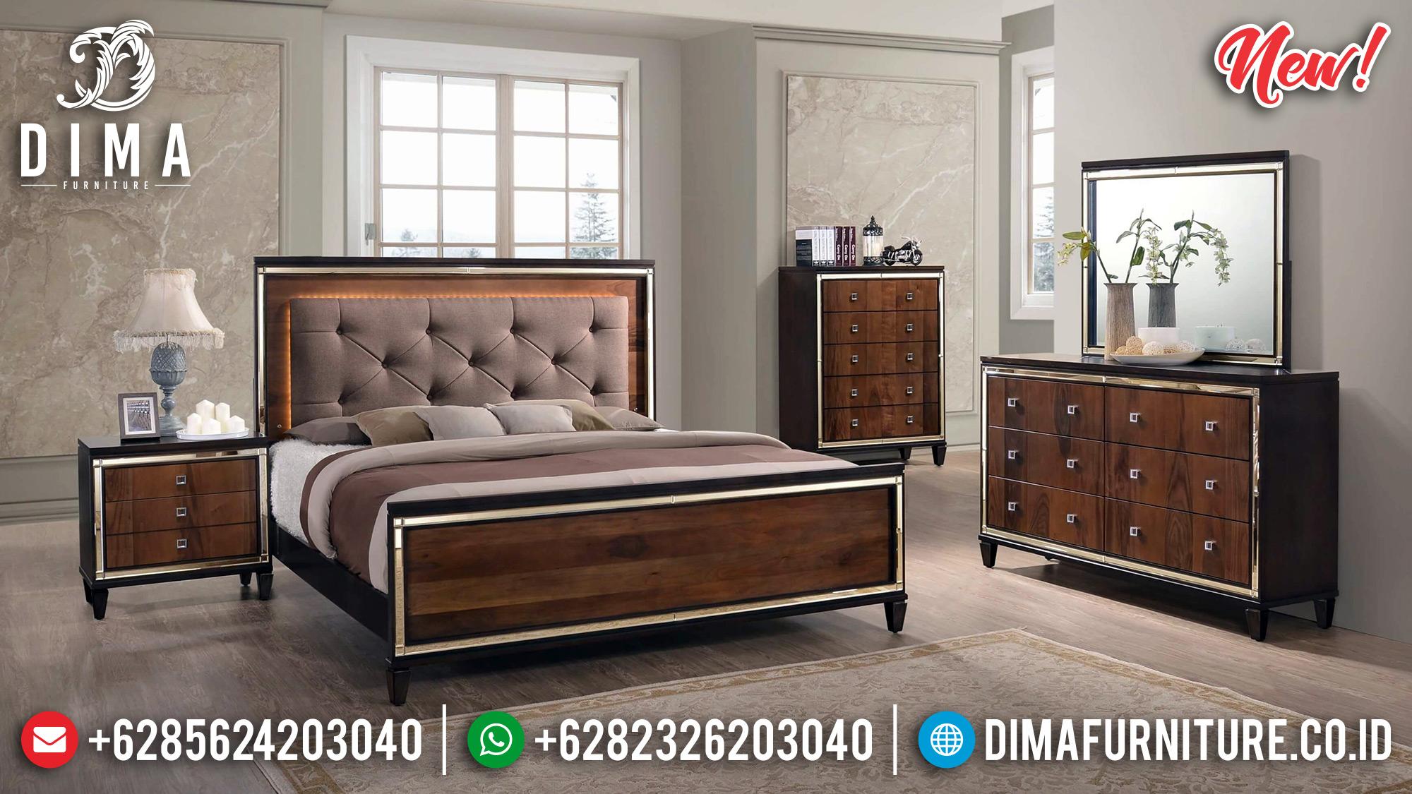 Kamar Set Jepara Minimalis Jati New Models MMJ-0221