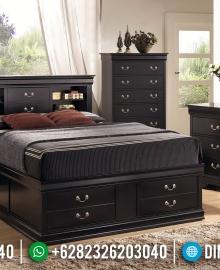 Wonderlful Furniture Set Tempat Tidur Jepara Minimalis MMJ-0213