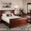Tempat Tidur Jati Natural Minimalis New Model 2020 MMJ-0351