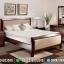 Tempat Tidur Minimalis Jati Harga Murah Plus Diskon MMJ-0356