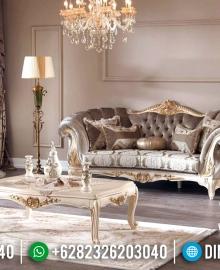 Interior Design Jepara Sofa Tamu Mewah Palace Luxury Royal Carving MMJ-0469