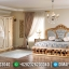 Jepara Classic Art Tempat Tidur Mewah Ukiran Luxury Royal Design Terbaru MMJ-0438