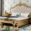 New 2020 Design Tempat Tidur Mewah Carolina Golden Sunrise Color MMJ-0424