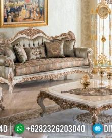 Sofa Tamu Mewah Ukiran Klasik Jepara New Luxury 2020 MMJ-0467