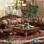 Desain Terbaru Sofa Tamu Mewah Ukiran Jepara Elegant MMJ-0479