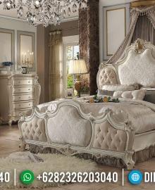 Kamar Set Mewah Jepara Furniture Classic Royals Luxury Design MMJ-0556