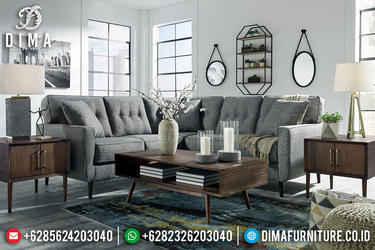 New Sofa Tamu Jepara Minimalis Modern Best Quality Product MMJ-0505