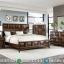 Queen Size Kamar Set Minimalis Klasik Jati Natural Furniture Jepara MMJ-0524