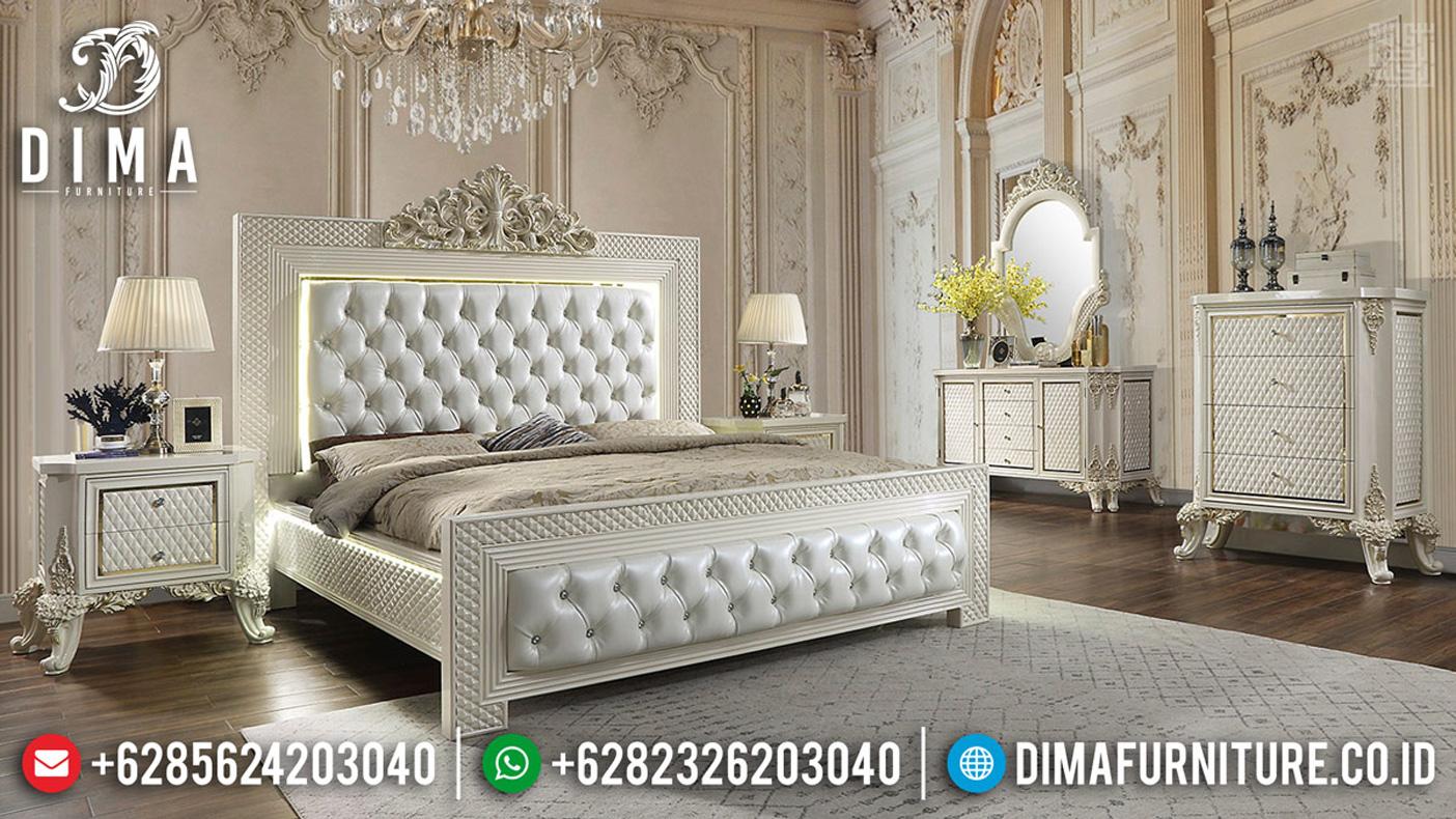 Harga Kamar Set Mewah Modern Minimalis Blink Diamond MMJ-0604