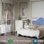 Kamar Set Mewah Luxury Carving Dipan Ranjang Queen Size Room Vanity MMJ-0617