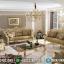 Set Kursi Tamu Sofa Mewah Ukiran Jepara Luxury Classic Empire Style MMJ-0593