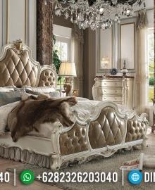 Tempat Tidur Mewah Elizabeth Design Empire Luxury Classic Elegant MMJ-0622