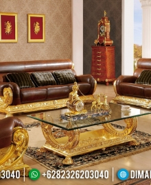 Bellagio Set Sofa Tamu Klasik Mewah Luxury New Design Interior Ruang Tamu MMJ-0732