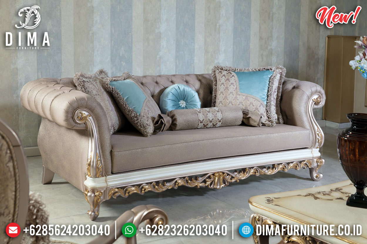 Jual Sofa Tamu Mewah Jovanka Luxury Carving Epic Design Inspiring MMJ-0784 Model 1
