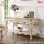 Meja Konsul Mewah Ukiran Luxury Classic White Duco Guaranteed Product MMJ-0822