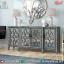 Set Meja Konsul Minimalis Unique Design Luxury Furniture Jepara MMJ-0774