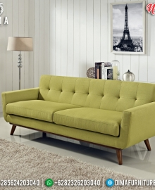 Sofa Minimalis Jepara 3 Seater Epic Design Cheap Price MMJ-0759