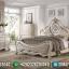 Deluxe Room Tempat Tidur Jepara Luxury Classic Ukiran Unique White Duco MMJ-0896