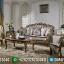 Set Kursi Sofa Tamu Jati Mewah Luxurious Classic Jepara Best Seller MMJ-0833