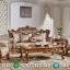 Sofa Tamu Mewah Jati Natural Furnishing New Design Furniture Jepara MMJ-0831