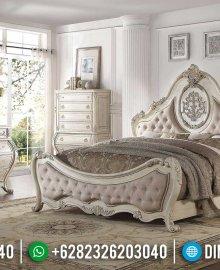 Kamar Set Mewah Jepara Terbaru Gaya Eropa Classic Luxury MMJ-0927