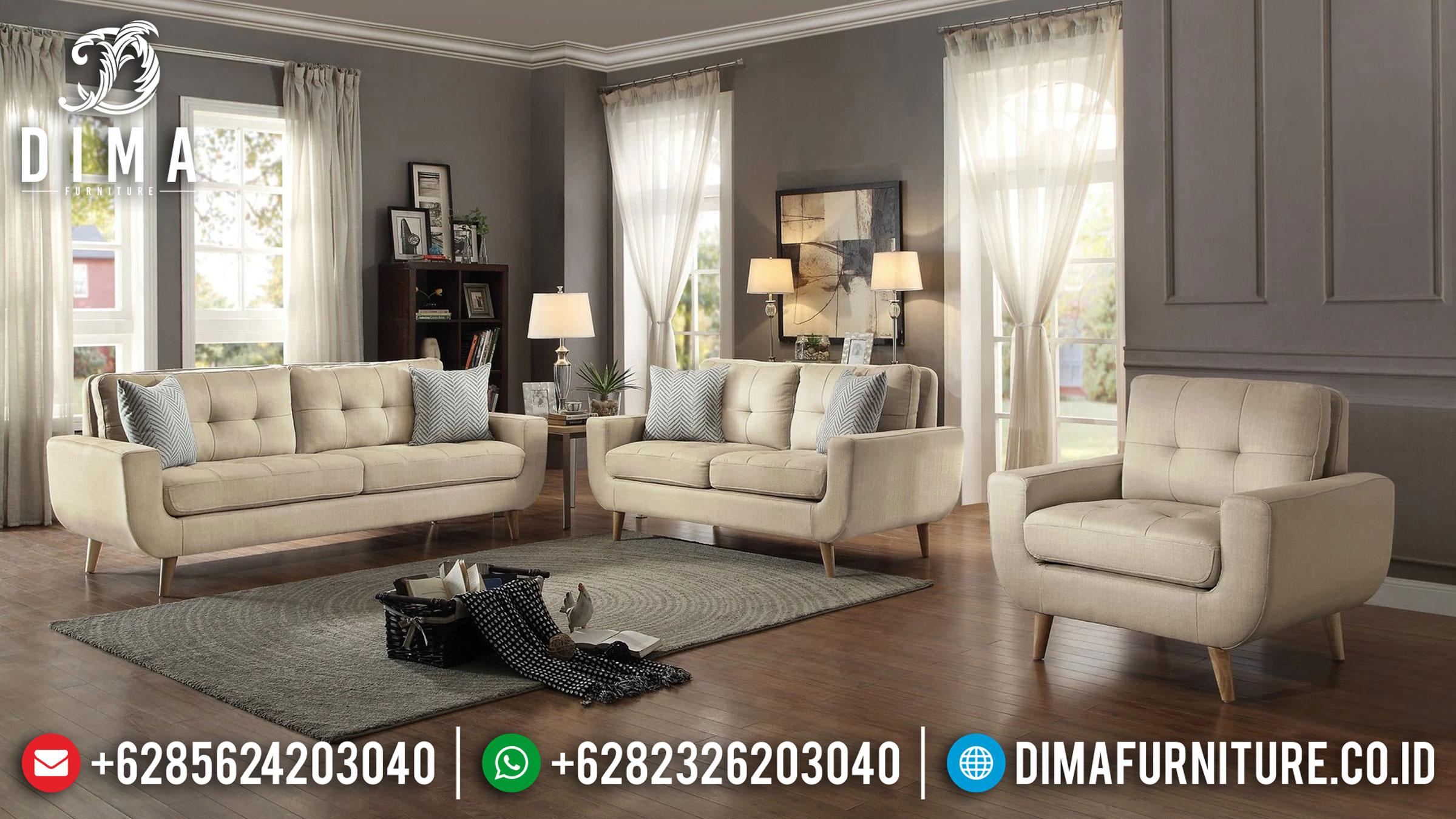 Big Sale Sofa Tamu Minimalis Classic Retro French Style Inspiring MMJ-0934