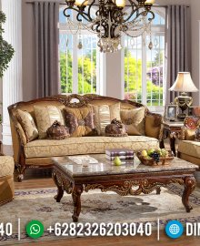 Jual Sofa Tamu Kayu Jati Classic Design Empire Best Guality Great Solid Wood MMJ-0939
